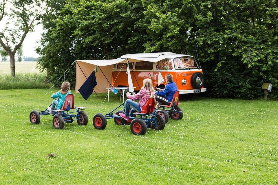 Les raisons pour lesquelles le camping est bon pour vous
